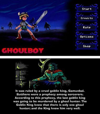 【Ghoulboy】レビュー画像