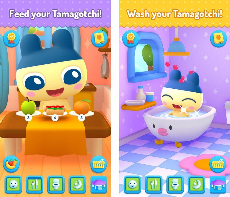 マイ タマゴッチ フォーエバー(My Tamagotchi Forever)の事前登録情報その二