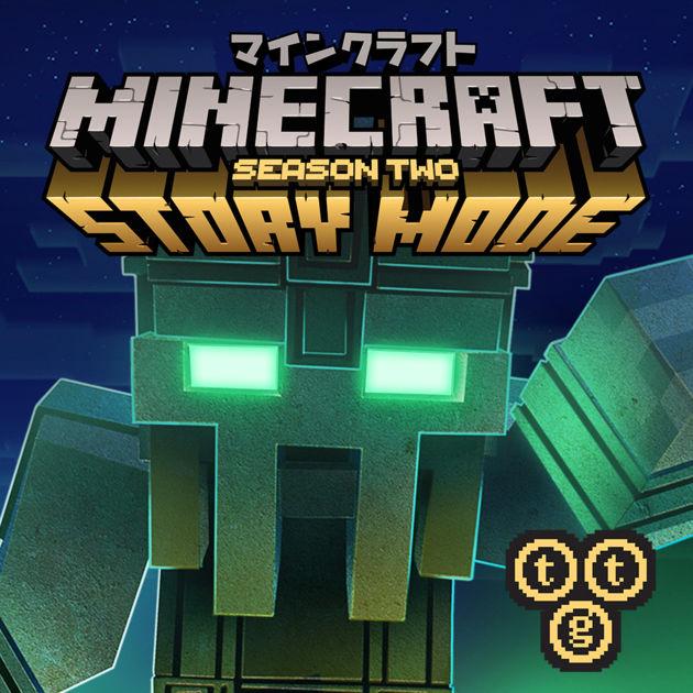 Minecraft: Story Mode S2 日本語版(マインクラフト ストーリーモード)