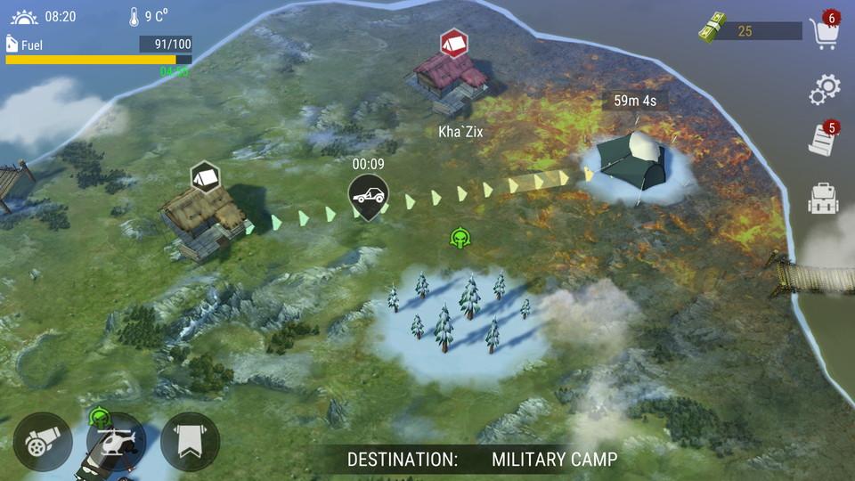 WarZ:Law of Survival