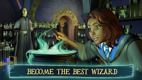 Harry Potter:Hogwarts Mystery