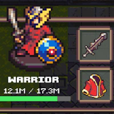 Idle Sword 2(アイドルソード2:β版)