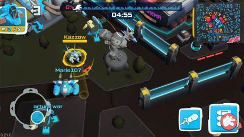 MonsterBlastersレビュー画像