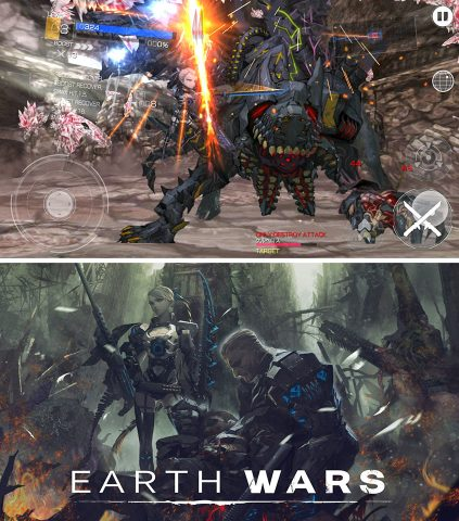 EARTH WARSレビュー