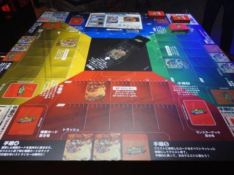 モンスターストライクカードゲーム体験会