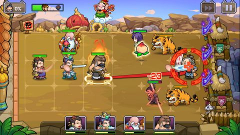 Secret Kingdom Defenders レビュー