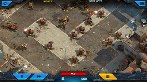 Epic War TD 2レビュー画像