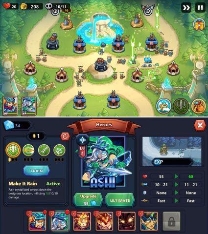 Kingdom Defense: Hero Legend TD