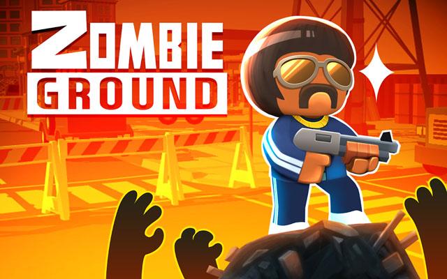 ゾンビグラウンド(Zombie Ground .io)