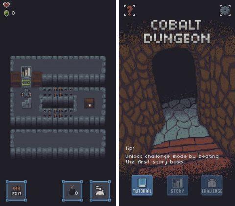 Cobalt Dungeonレビュー画像