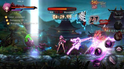 Samurai Legendsレビュー画像