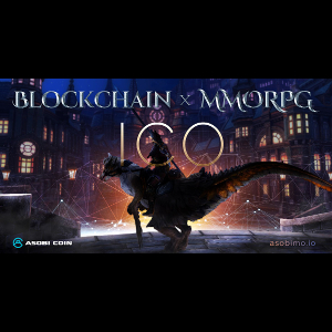ASOBI COIN ICO - BLOCKCHAIN x MMORPG(仮)