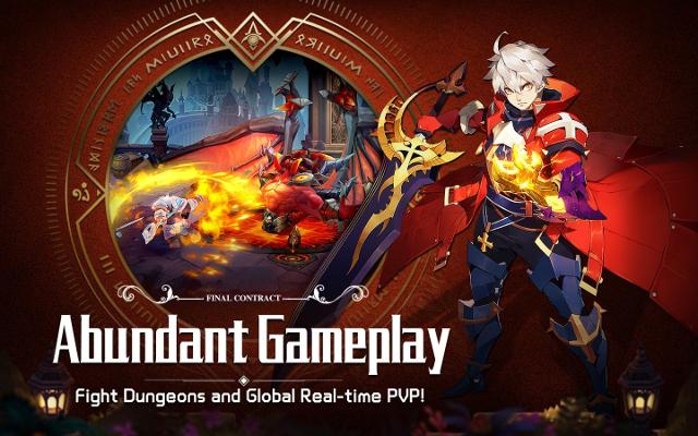 ファンタジーレジェンド(Fantasy Legend: War of Contract)