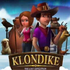 クロンダイクの冒険(Klondike Adventures)