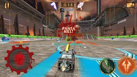 ロケットボール - Rocket Car Ballレビュー画像