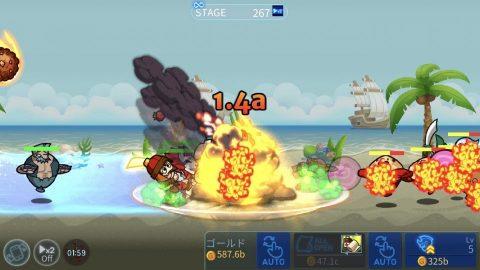 キャッチ アイドル - 2D 放置RPGレビュー画像
