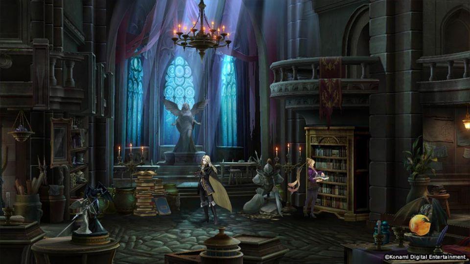 悪魔城ドラキュラ Grimoire of Souls