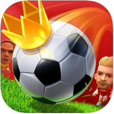 シンプルサッカーゲーム