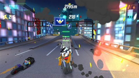 LEGO NINJAGO: Ride Ninjaレビュー画像