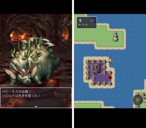 さくさく勇者RPGクエストレビュー画像