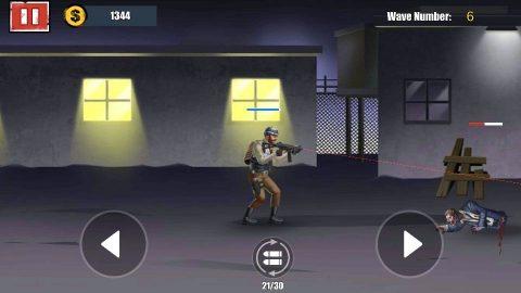Gun Blood Zombies