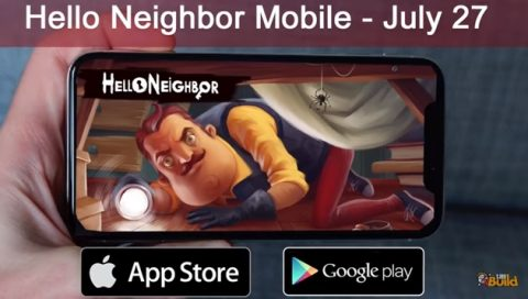 Hello Neighbor Mobile