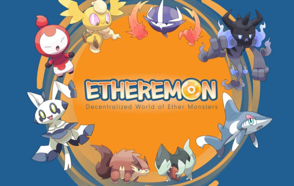 イーサエモン(etheremon)
