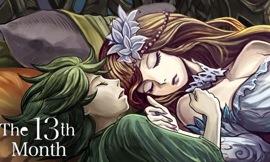 十三月のふたり姫 /The 13th month :Visual novel Game