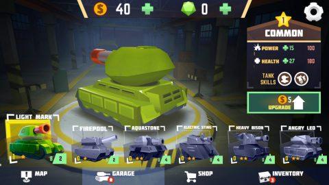 Loony Tanksレビュー画像