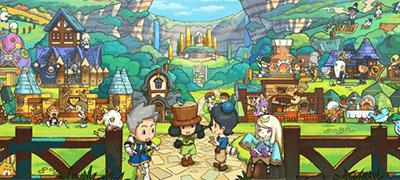 """【サービス開始】3年も待ち望んだLEVEL5の超大作RPG!狩人・鍛冶屋・料理人など計12の職業で本物の""""冒険&生活""""を始めよう!"""