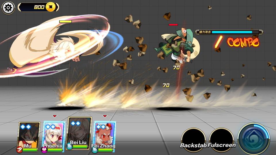 Attack Heroes レビュー