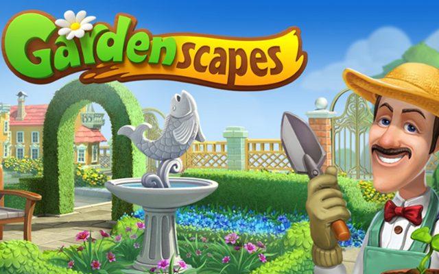 ガーデンスケイプ(Gardenscapes)