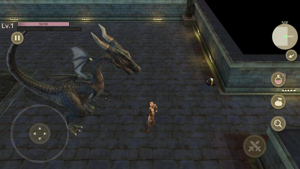アングラ少女とドラゴンの迷宮 レビュー