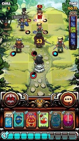 Battle Kingdom レビュー
