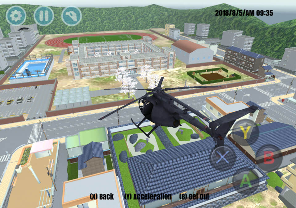 High School Simulator 2019