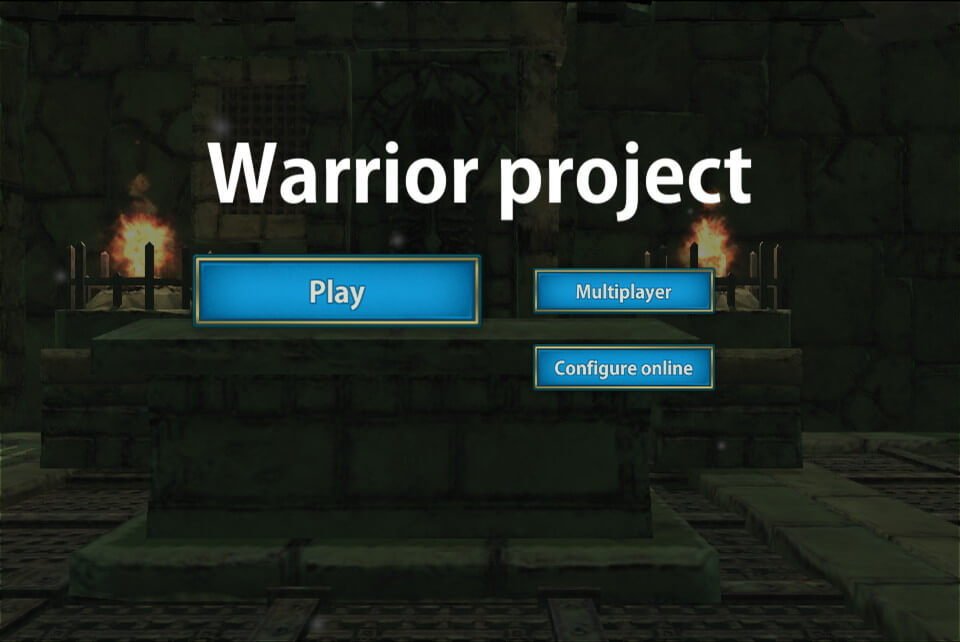 Warrior project. レビュー