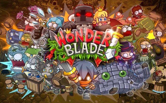 Wonder Blade(ワンダーブレード)