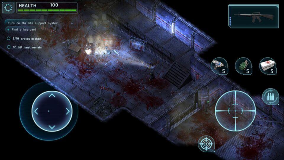 Alien Shooter 2 - The Legend レビュー画像
