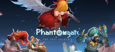 Phantomgate : The Last Valkyrie 配信日と事前登録の情報