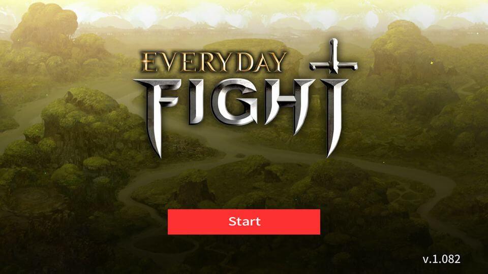 Everyday Fight レビュー