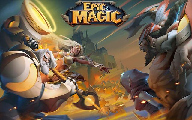 Epic & Magic(エピック&マジック)