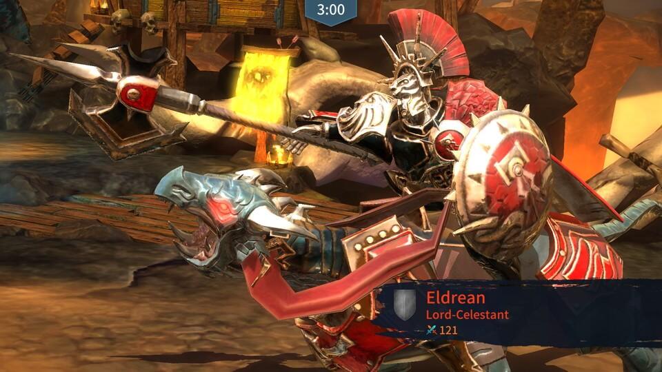 Warhammer Age of Sigmar:Realm War レビュー