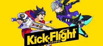 Kick-Flight(キックフライト)配信日と事前登録の情報