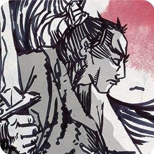 Samurai Kazuya(サムライ カズヤ)