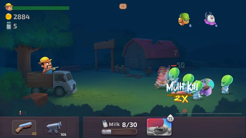 Farm Vs Alien