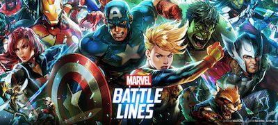 ネクソン×マーベル!「アイアンマン」や「スパイダーマン」が登場する戦略カードバトルゲーム!