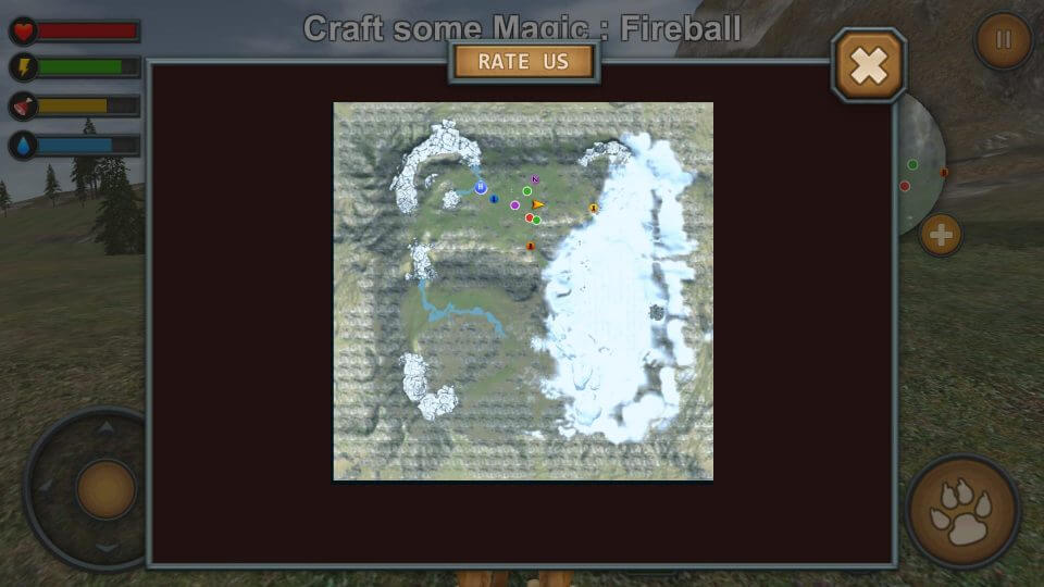 Tamed:Arctic Survival レビュー画像