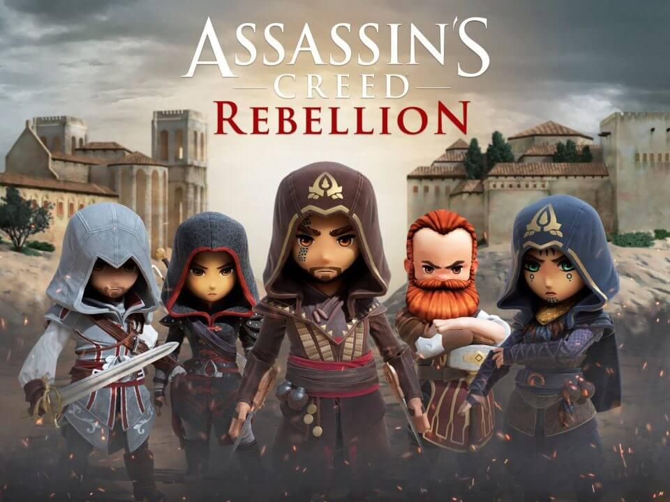 アサシン クリード リベリオン(Assassin's Creed Rebellion)