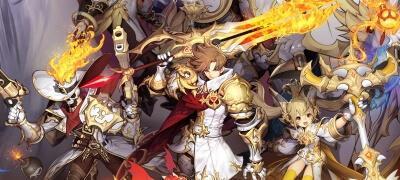 仲間に行動をたくす『RE:Playing』RPG!神の力を受け継ぐ者「エルン」を集め迫力の3Dバトルに挑戦しよう