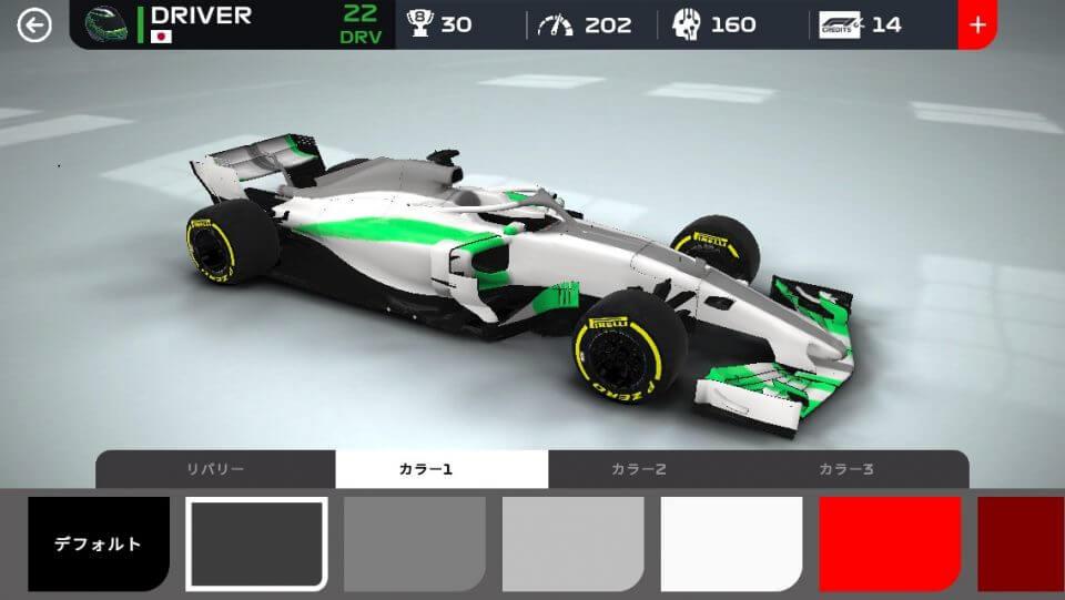F1 Mobile Racing レビュー画像